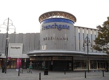 Frenchgate Centre in Doncaster