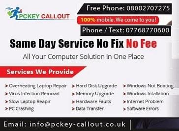 PcKey Callout
