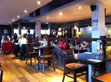 Relish Bar and Grill in Doncaster
